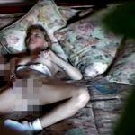 【本物近親相姦】寝室に設置した隠しカメラに娘と夫のガチハメSEXが映ってる件