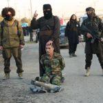 【ISIS】モスルで捕まってしまったクルド人司令官の斬首するイスラム国兵士が怖すぎワロタ・・・ ※グロ動画