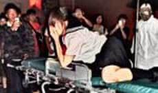 【閲覧注意】一瞬にしてピチピチの女子高生二人が死ぬ瞬間・・・