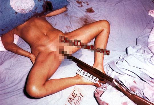 【グロ画像】強姦魔にレイプされ全裸で殺された美女たちの惨殺死体・・・