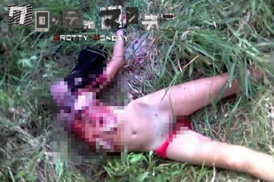 【グロ画像】レイプ、自殺、殺人でグロ死体になった美女まとめ