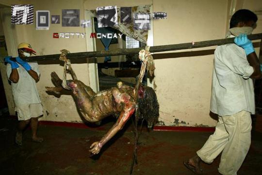 【グロ画像】強姦魔に拷問されレイプされた後に殺害されてしまった女の子達の死体写真・・・