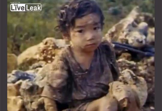 【貴重映像】1945年沖縄上陸戦 アメリカ側が撮影した貴重な映像・・・