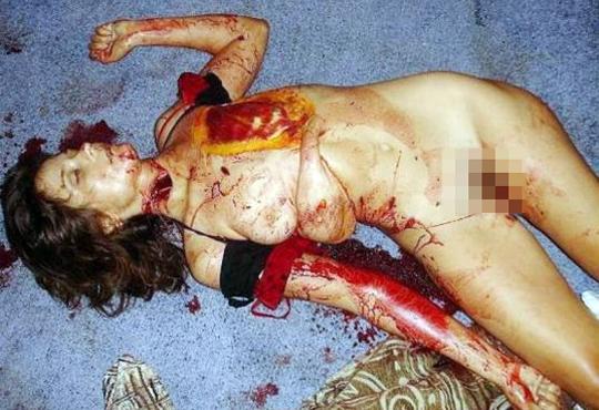 【女 グロ】続・レイプ、自殺、殺人で無残な死体になった美女まとめ ※グロ画像
