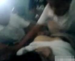 【本物レイプ】学校で同級生の少年達に輪姦される爆乳JK・・・ 無修正エロ動画