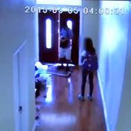 【超危険映像】13歳の少女が強姦魔に襲われる姿が監視カメラに映る・・・