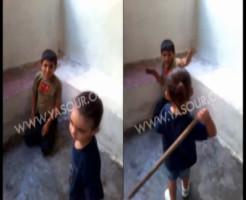 【ISIS】イスラムの幼女洗脳映像・・・暴力を日常化するとかキチガイすぎるだろ
