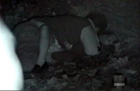 【ガチレイプ】暗視カメラで盗撮されてしまった日本人女子校生の強姦映像が流失してしまう・・・ ※エロ動画