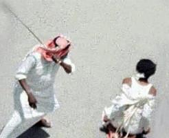 【処刑映像】サウジアラビアの首切り処刑映像が流出・・・