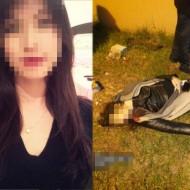 【日系美女】日系ハーフの美女が事故死したら・・・ ※画像あり