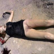 【グロレイプ】ナイフで刺されながらレイプされた女性が死ぬまで・・・