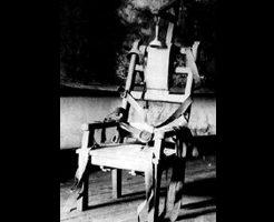 【グロ動画】これから電気椅子で死刑執行するけど見る??? ※閲覧注意