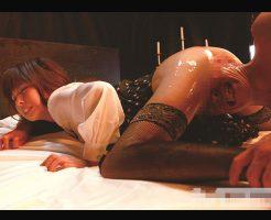【エロ動画】この女ガバガバ過ぎwマンコに頭入れていくスカルファックが想像以上にグロ過ぎるwww