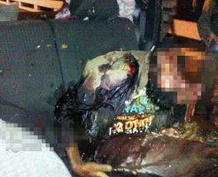 【カルテル】メキシコカルテルが警察さんと銃撃戦した結果→悪い人だからね!死ぬのはしょうがないよねw ※グロ画像