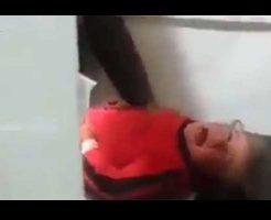【臓器売買】中東の闇臓器ブローカーさん 拉致ってきた少女さんの中身を取り出そうとする直前映像を公開する・・・ ※グロ動画