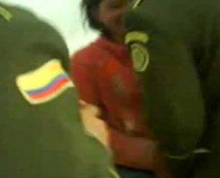 【ガチレイプ】コロンビアの軍人さん 少女をウキウキで犯しまくっていく映像がネットに流出してしまうw ※※無修正エロ動画