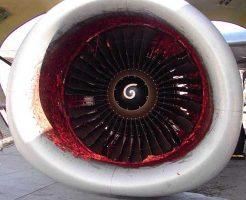【グロ動画】吸引力が半端無いジェット機のエンジンに巻き込まれた瞬間がこれ 人間ってここまで細かく刻まれるんですね・・・ ※閲覧注意