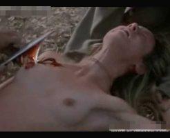 【死姦映像】キチガイにおっぱい刈り取られて血祭りにされてレイプされる女の子で抜ける奴はちょっと来てくれ! ※エログロ動画