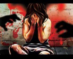 【ガチロリ少女】JKぐらいの女の子が男二人に襲われて処女奪われてるんやが・・・ ※無修正エロ動画