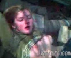 【ガチレイプ】ロシアJKさんが酒を飲まされて意識朦朧で吐きまくってるのに犯される映像がこれ ※無修正エロ動画