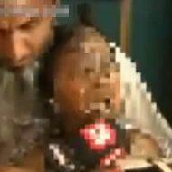 【衝撃映像】口紅塗っただけでイスラム教の禁忌に触れた11歳少女さんが全身燃やされるってやっぱ宗教って糞だわ・・・ ※微グロ注意