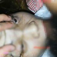 【本物レイプ動画】薬入れて失神させた女の子をバチバチに犯していく強姦魔が怖すぎる 白目剥きながらイマラチオとか・・・ ※無修正キメセク