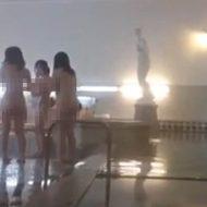 【盗撮動画】修学旅行中のJKさん お風呂で隠し撮りされネット民に晒されて無事死亡w ※本物ロリ