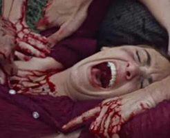 【グロ画像】レイプされまくった女性のマンコに突っ込まれてモノがこちら・・・ ※全裸死体