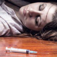 【グロ動画】世界最悪の麻薬と言われているクロコダイルを使った女の子の肉が腐っていってる・・・