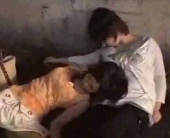 【昏睡レイプ】路地で酔い潰れていた日本人の女の子二人を介抱すると見せかけておマンコ頂いてやったったwww ※エロ動画