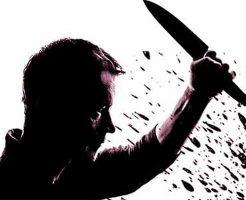 【グロ動画】強盗とは知らずに乗せてしまったタクシー運転手 ザクザク刺されて殺害される・・・