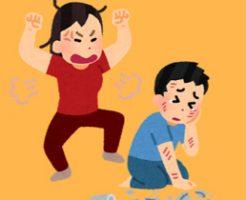 障害者の息子に暴力を振るう母親の虐待動画がネットで論争を巻き起こす!!