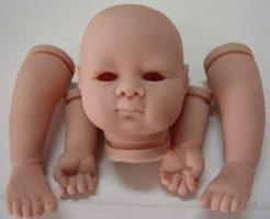 中出しセックスの代償がコレだぞ!中絶されて赤ちゃんになりそこねた胎児の基礎パーツがこちら・・・