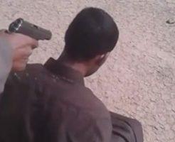 ISISによる銃殺や斬首の処刑の最新映像