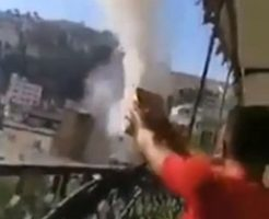 箱や筒から飛ばす系の花火が手元で誤爆したらどうなるか…