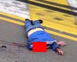 カップルの首の無い死体が転がってるんだがどんな事故だったらこうなる?