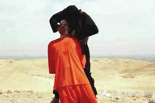 【グロ動画】ISIS首切り処刑・・・日本人も72時間後こうなる・・・※閲覧注意