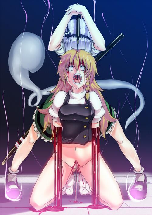 二次リョナ 少女 拷問 グロ画像